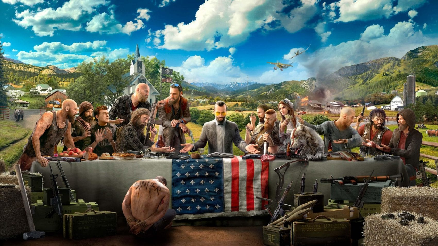 TEST – Far Cry 5