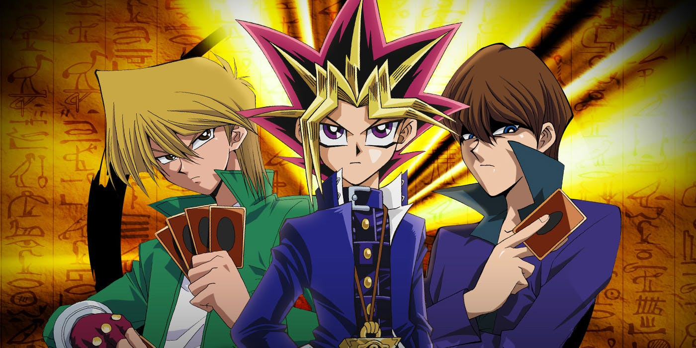 REVIEW – Yu-Gi-Oh! Duel Monsters S1