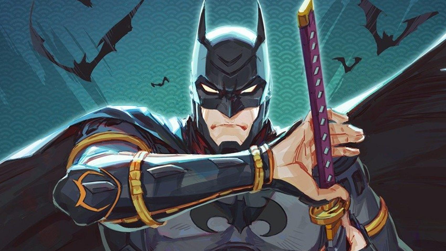 REVIEW – Batman Ninja