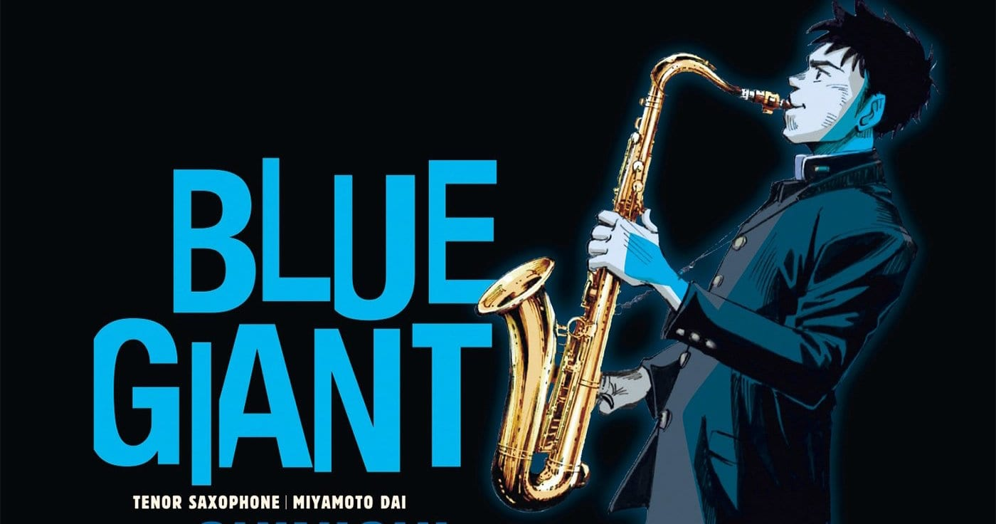 REVIEW – Blue Giant (tome 1)