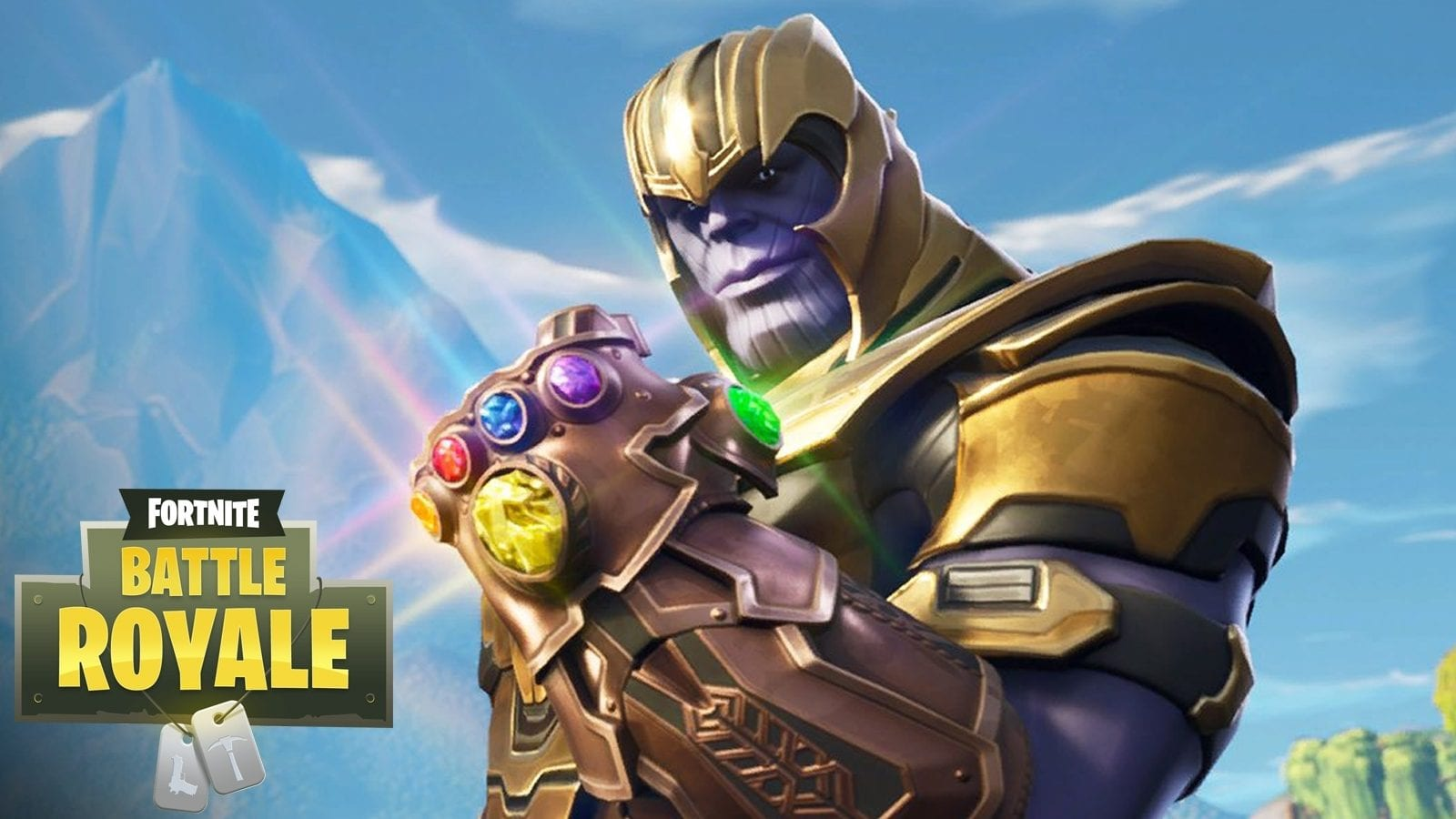 NEWS – Fortnite x Thanos