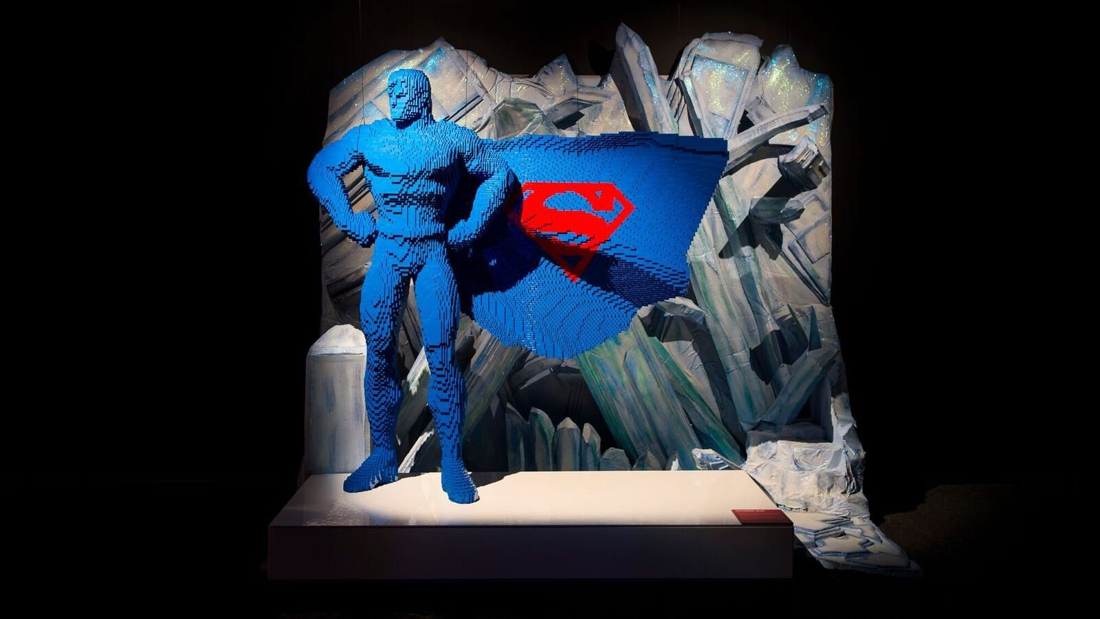 EVENT – The Art of the Brick LEGO : DC Super Heroes