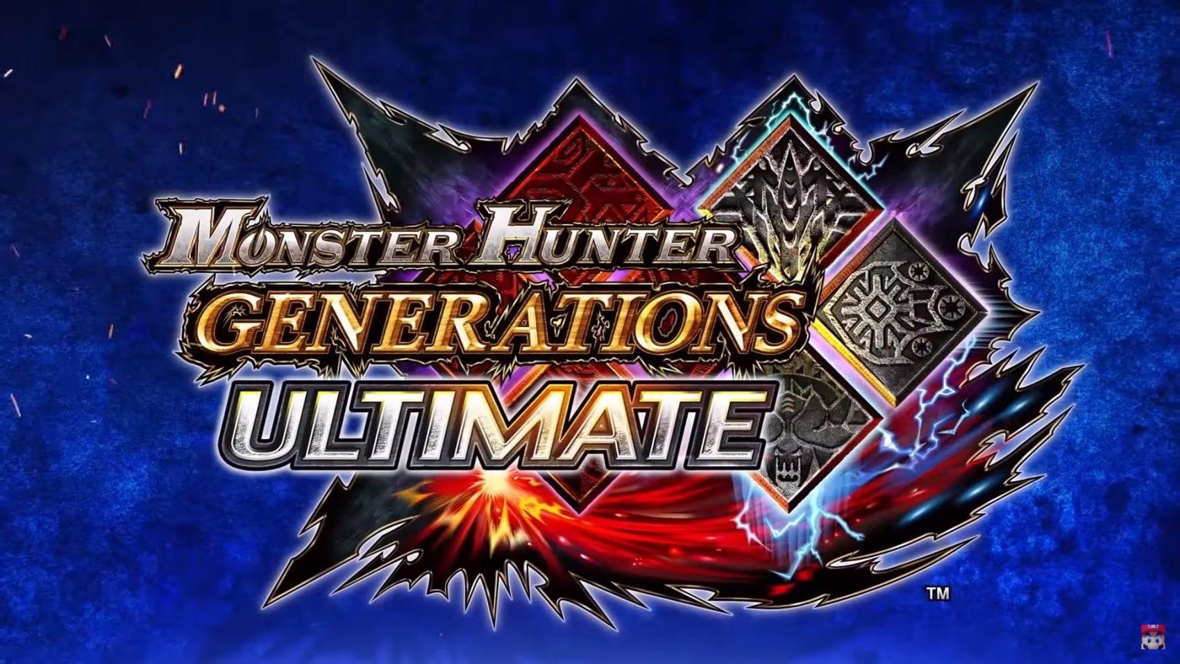 NEWS – Monster Hunter Generations Ultimate