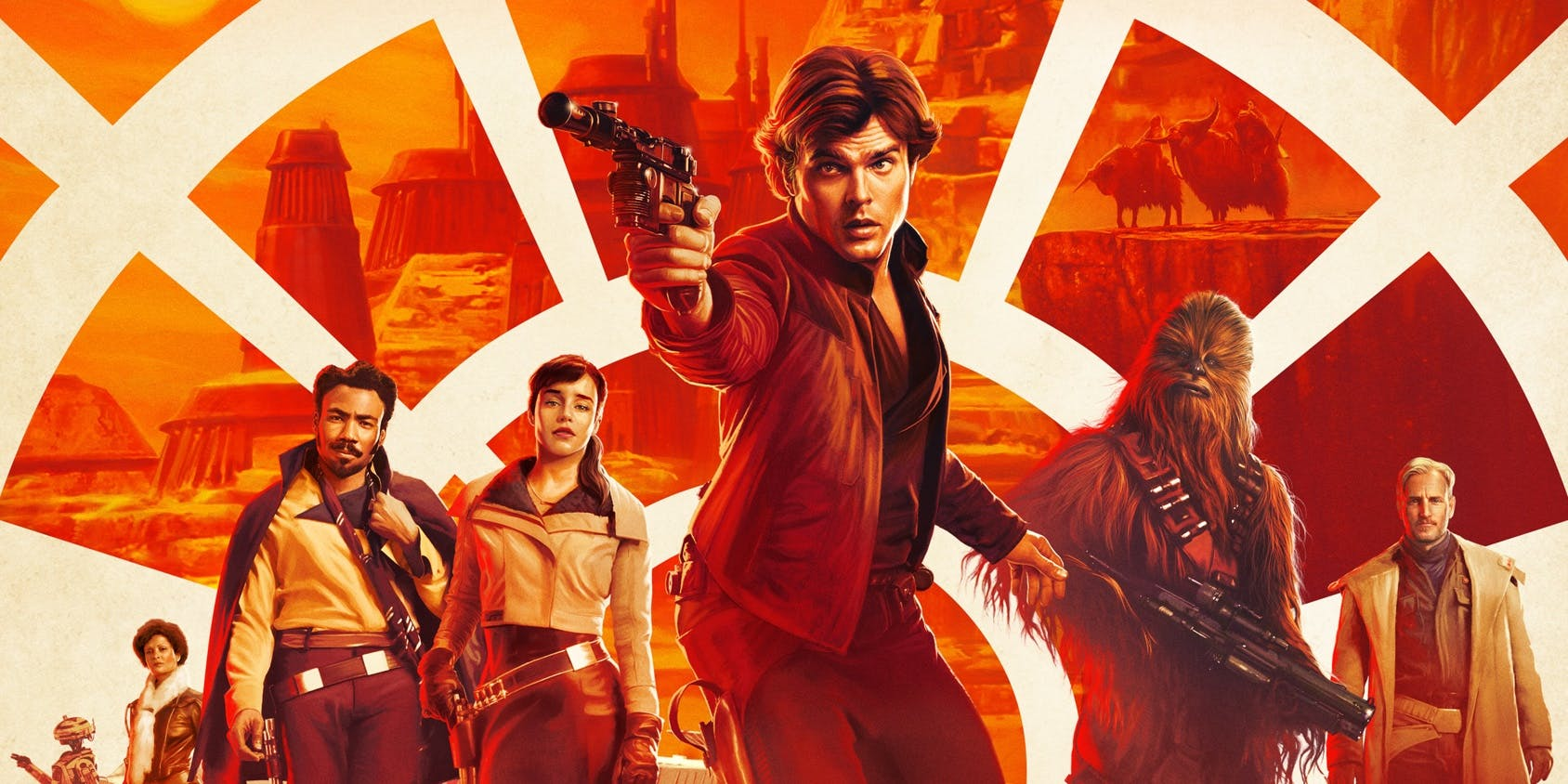 REVIEW – Solo: A Star Wars Story