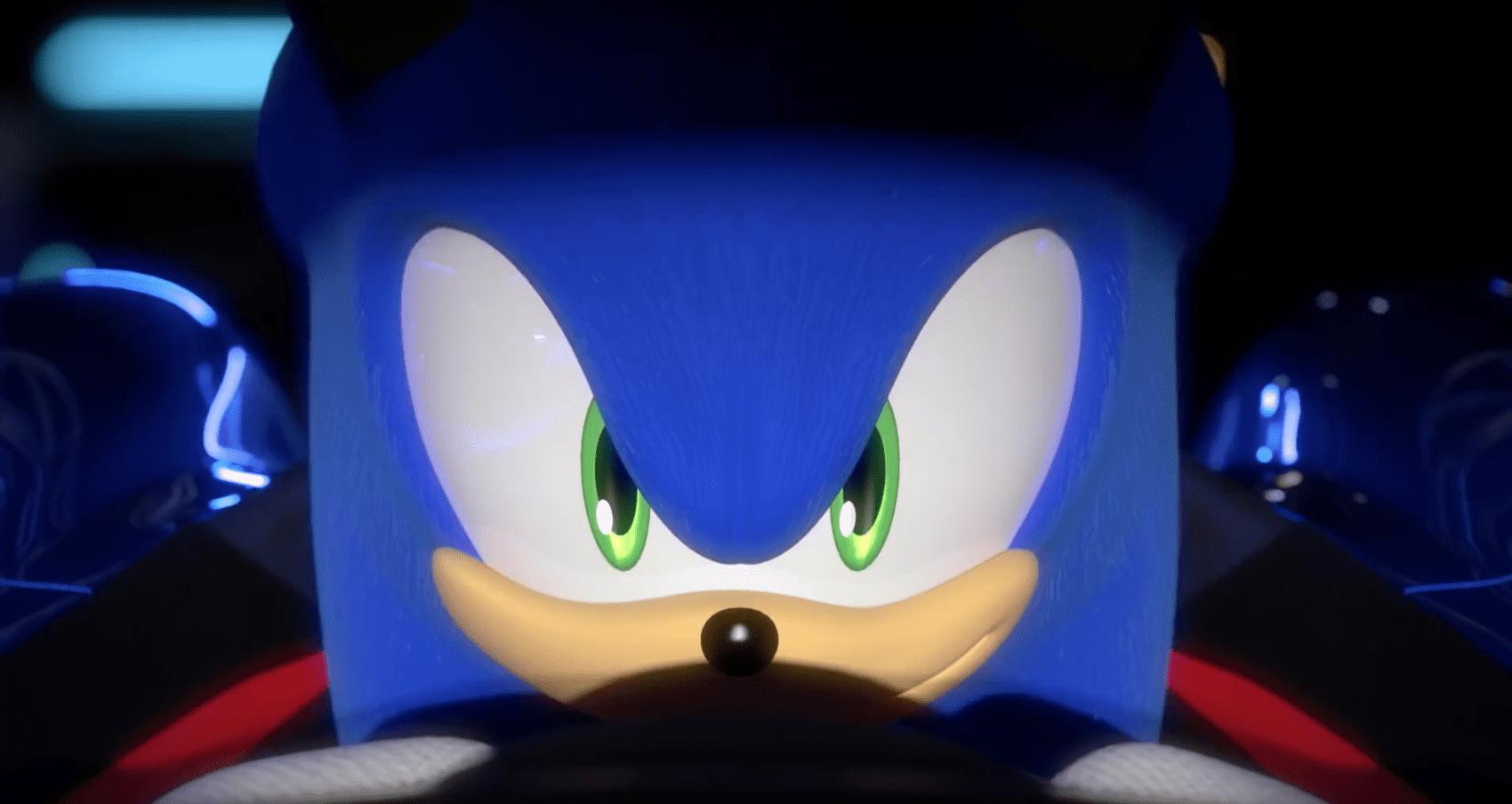 NEWS – Team Sonic Racing