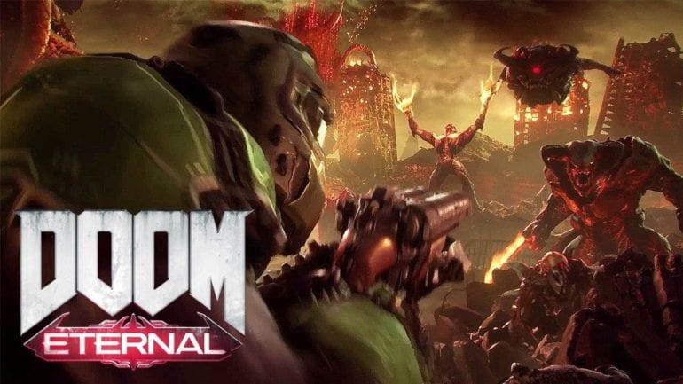 NEWS – DOOM Eternal