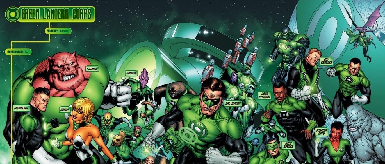 NEWS – Green Lantern Corps (film)