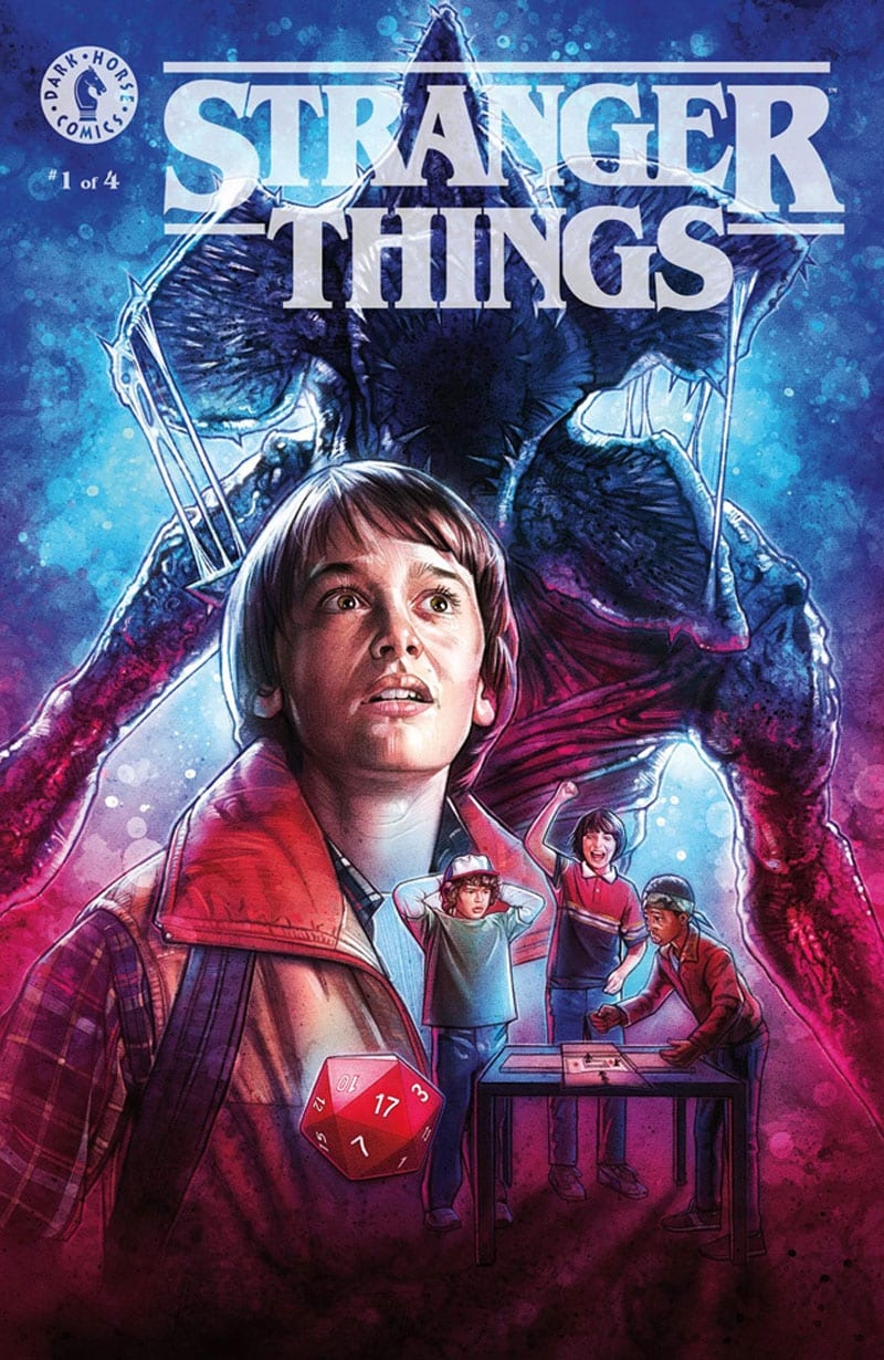 NEWS – Stranger Things (comics)