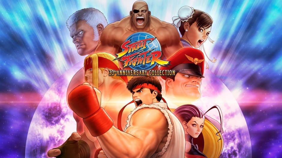 TEST – Street Fighter 30th Anniversary Collection