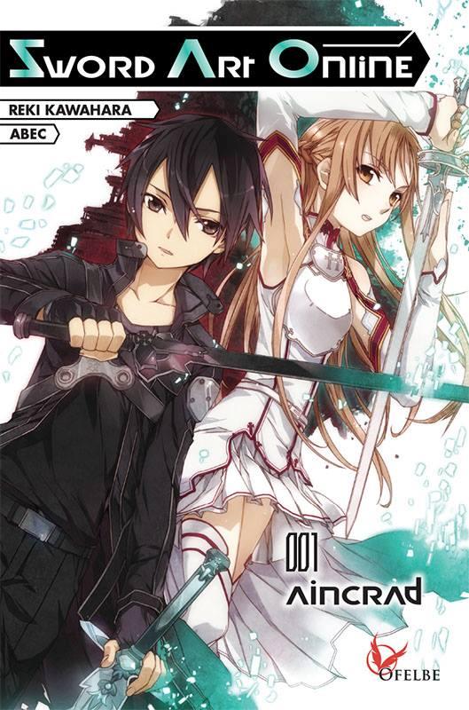 Les light novels - SAO