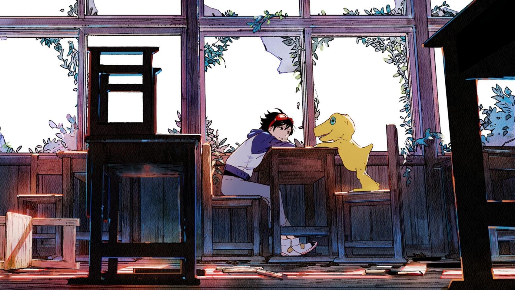 NEWS – Digimon Survive