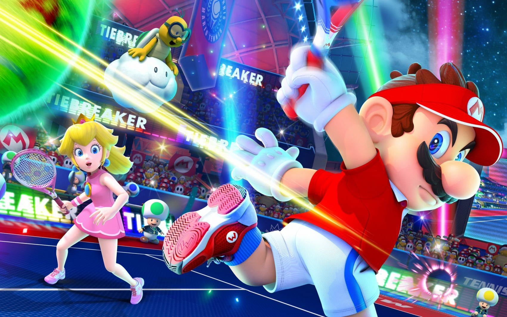 TEST – Mario Tennis Aces