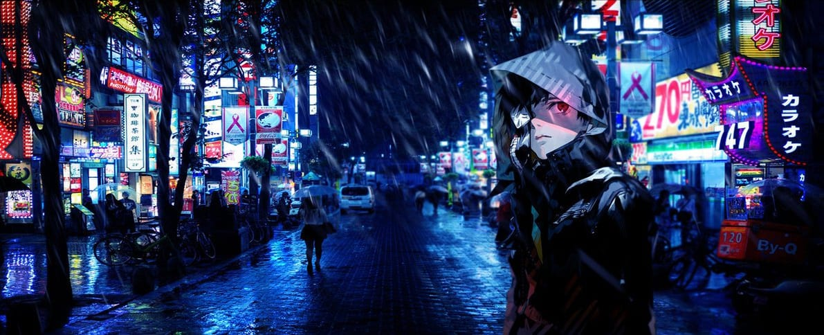 REVIEW – Tokyo Ghoul S1 & 2