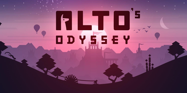 TEST – Alto's Odyssey