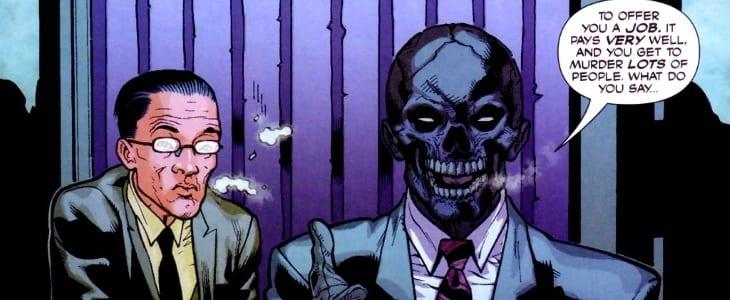Roman Sionis, personnage diabolique de Harley Quinn: Birds of Prey