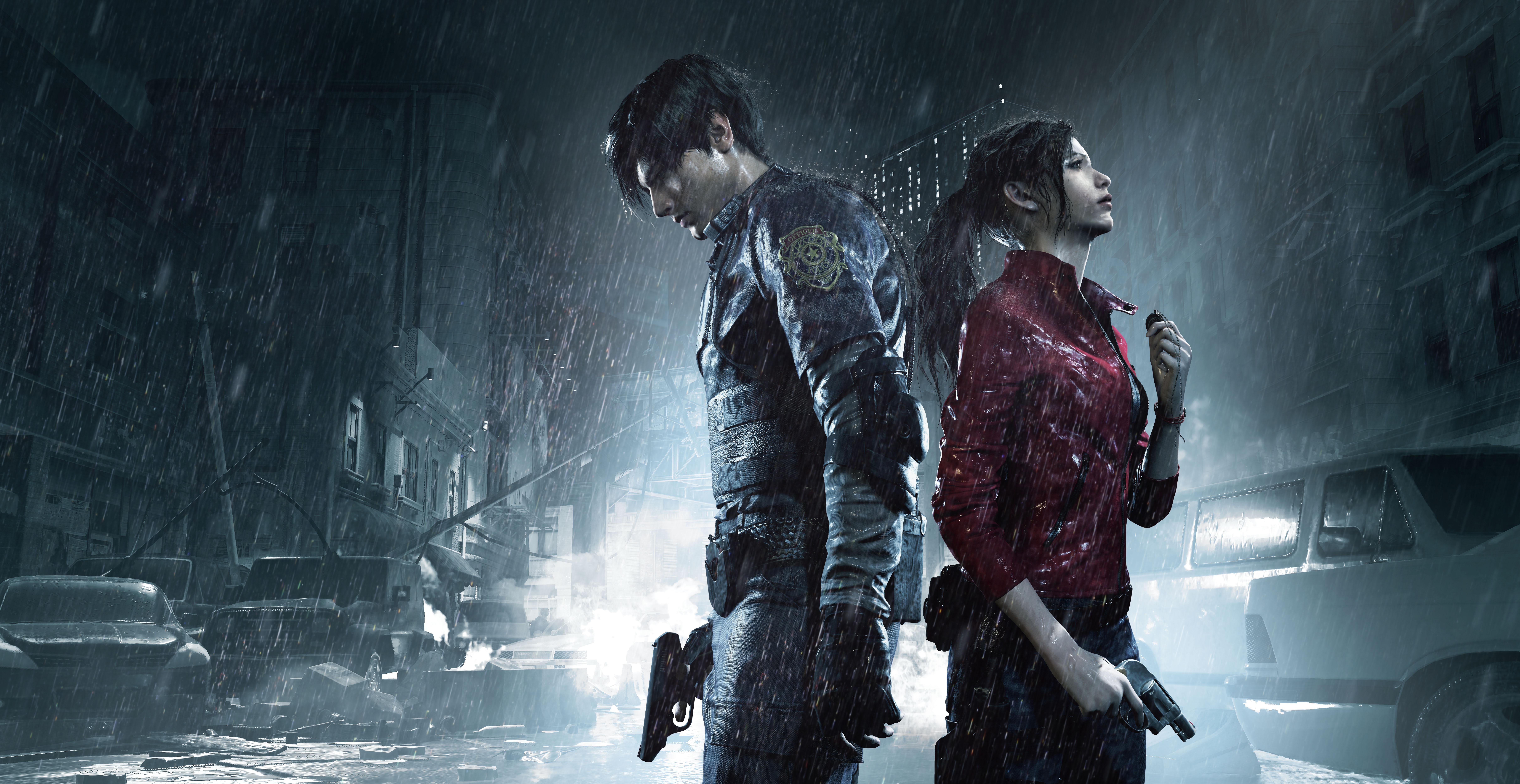 NEWS – Resident Evil 2