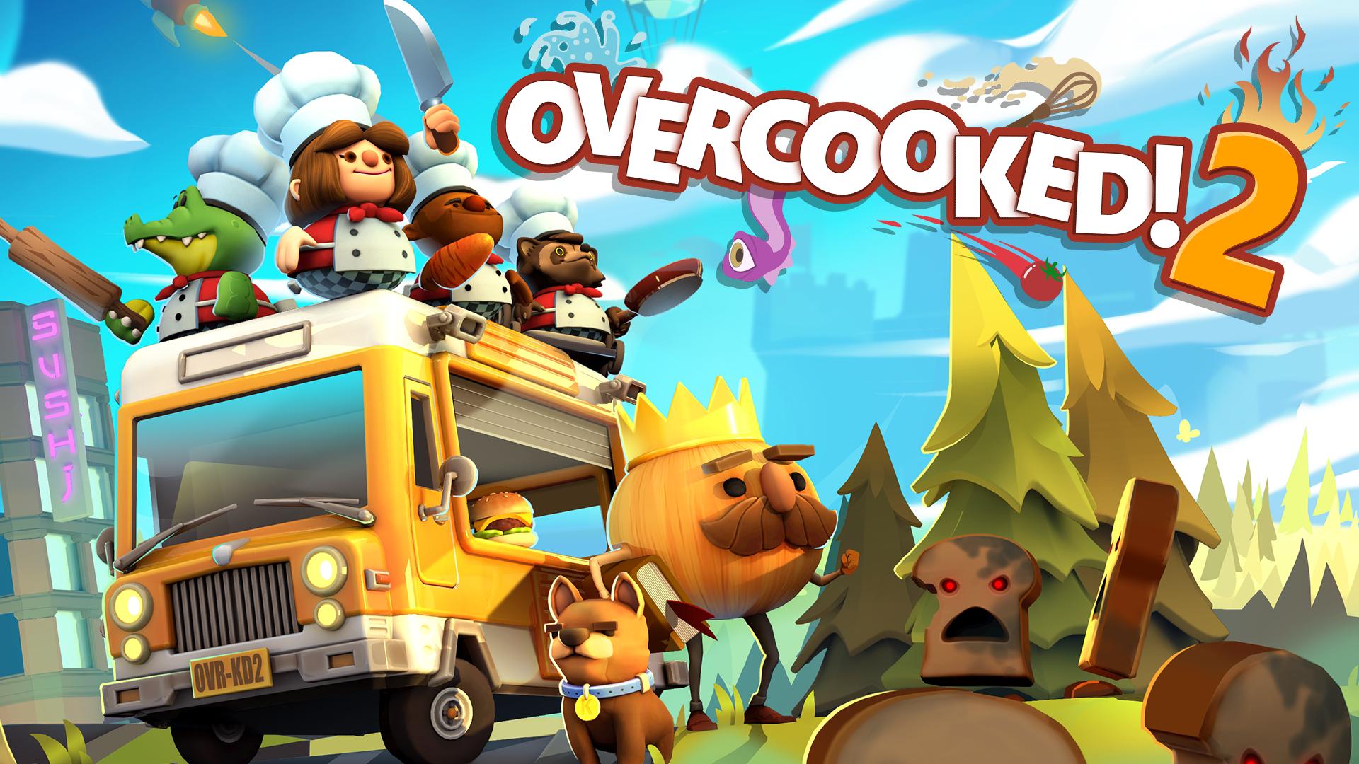TEST – Overcooked! 2