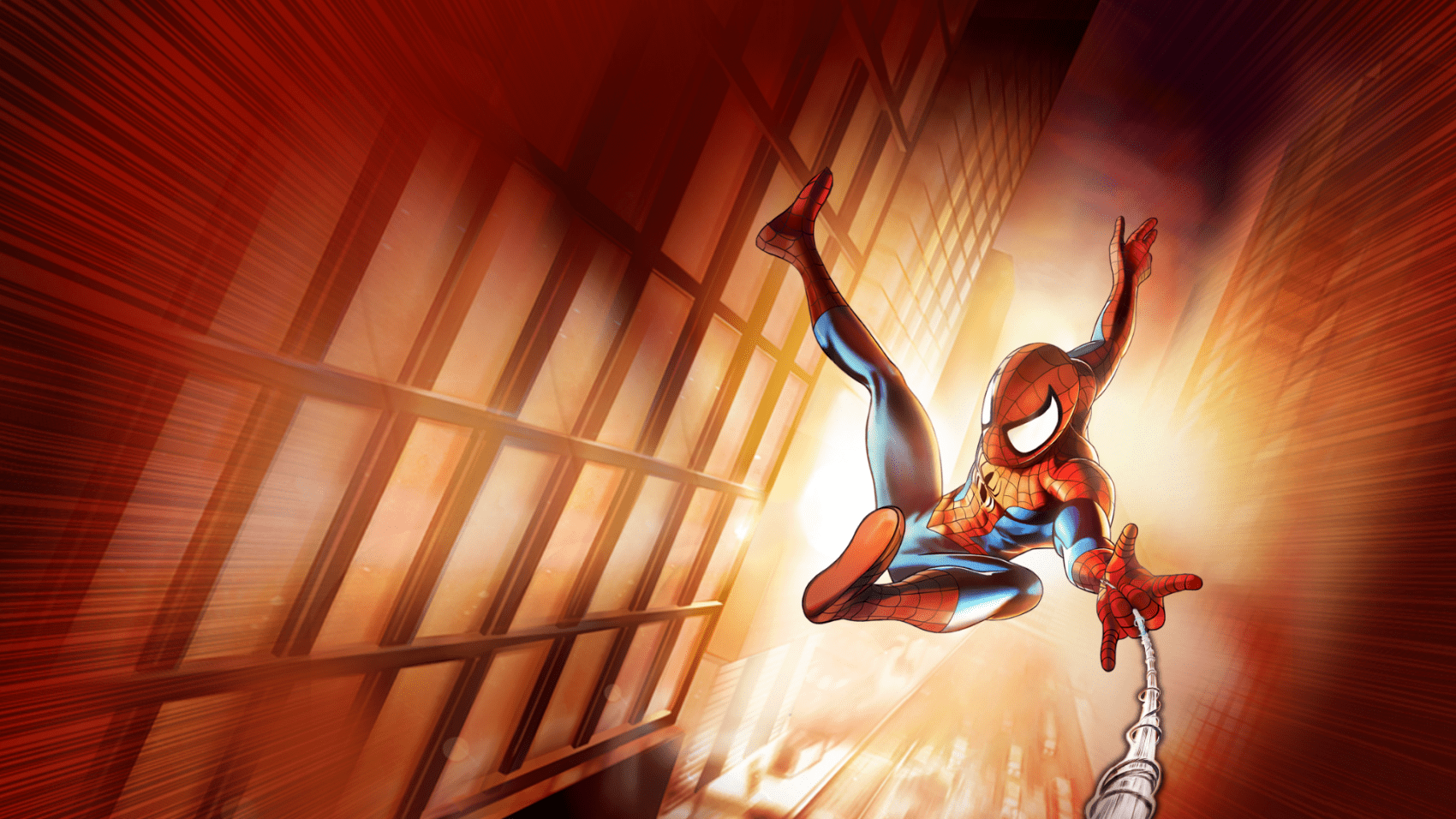 TEST- Spider-Man Unlimited