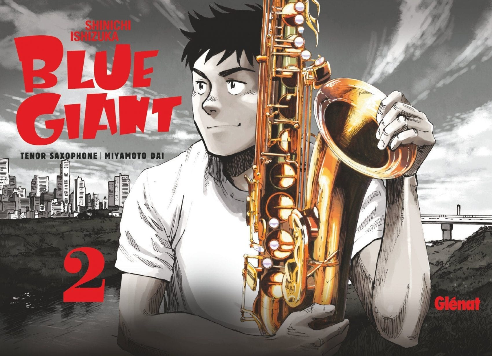 REVIEW – Blue Giant (tome 2)