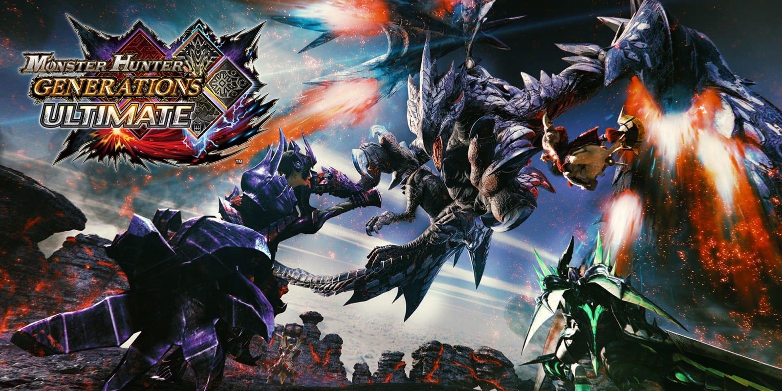 TEST – Monster Hunter Generations Ultimate