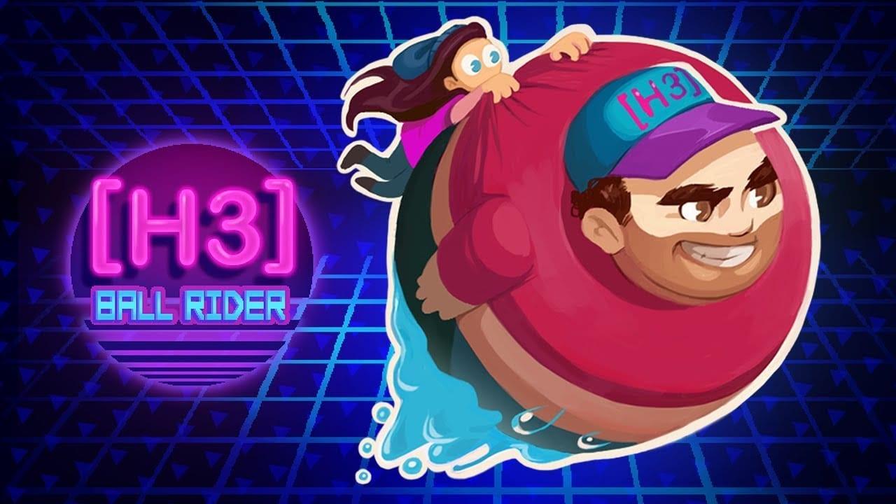 TEST – H3H3: Ball Rider
