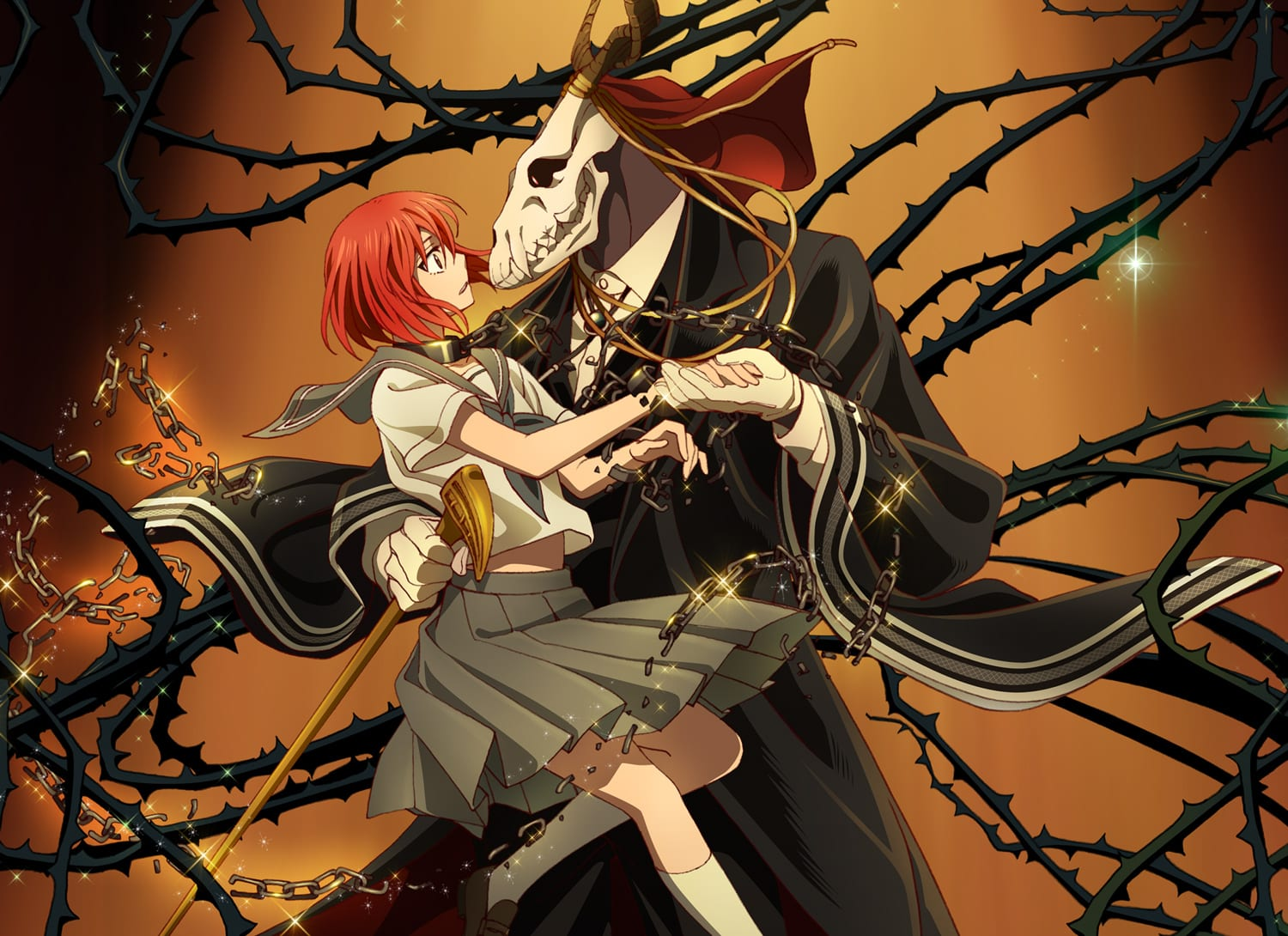 REVIEW – The Ancient Magus Bride