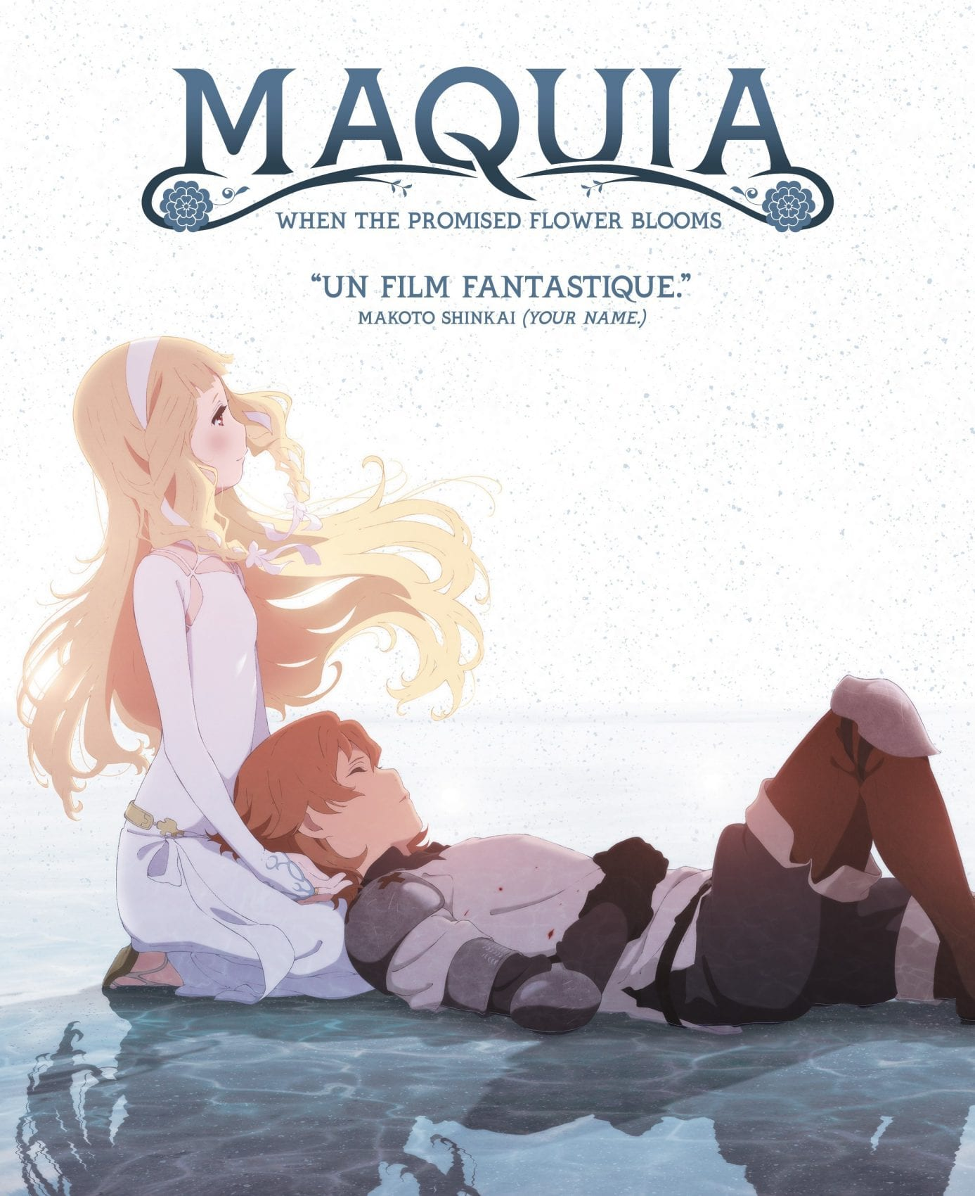 REVIEW – Maquia: When the Promised Flower Blooms