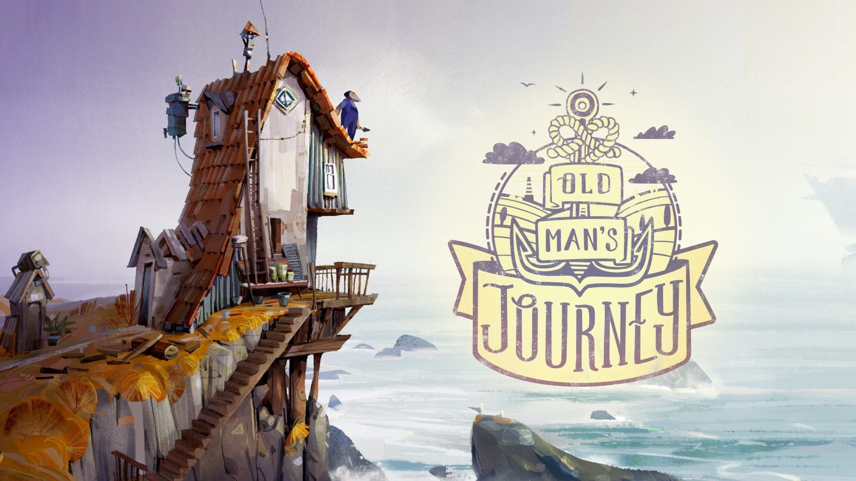 TEST – Old Man's Journey