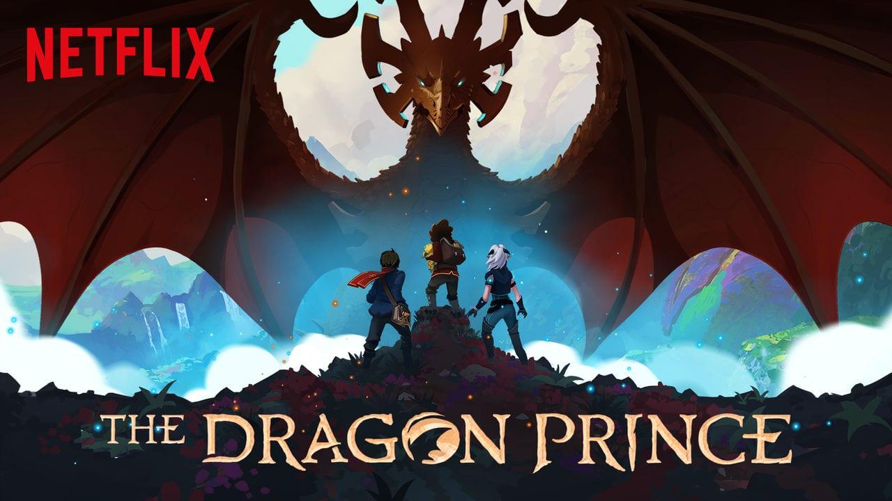 REVIEW – Le Prince des Dragons