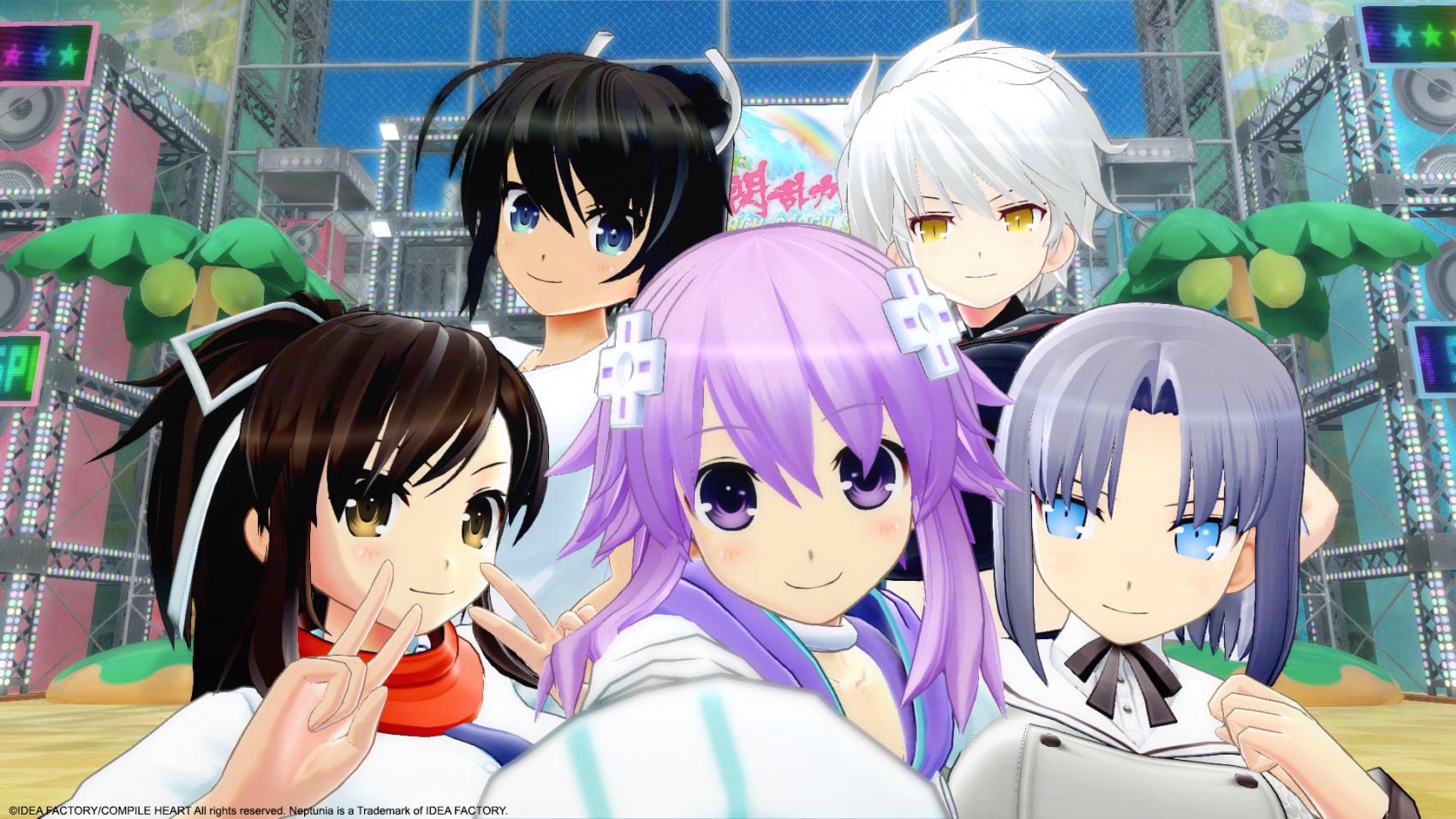 ZOOM – La saga des Senran Kagura (jeux vidéo)