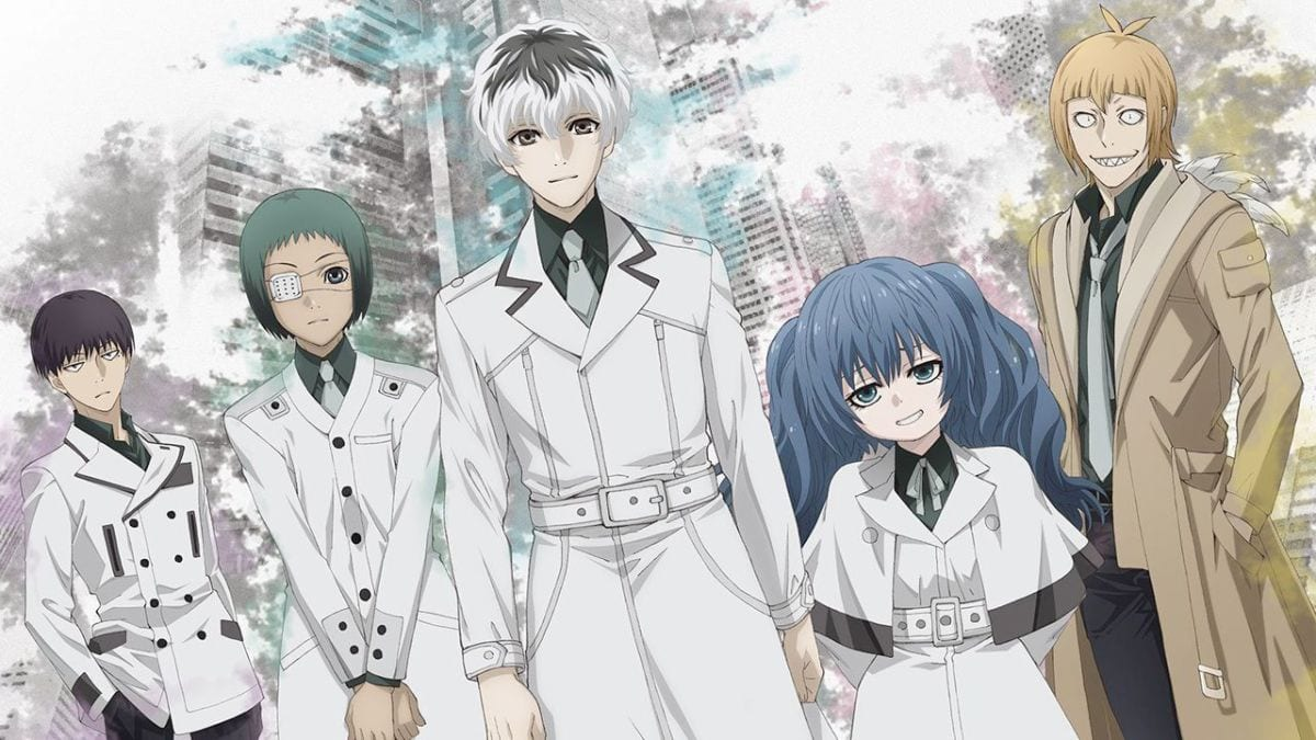 REVIEW – Tokyo Ghoul:re S1