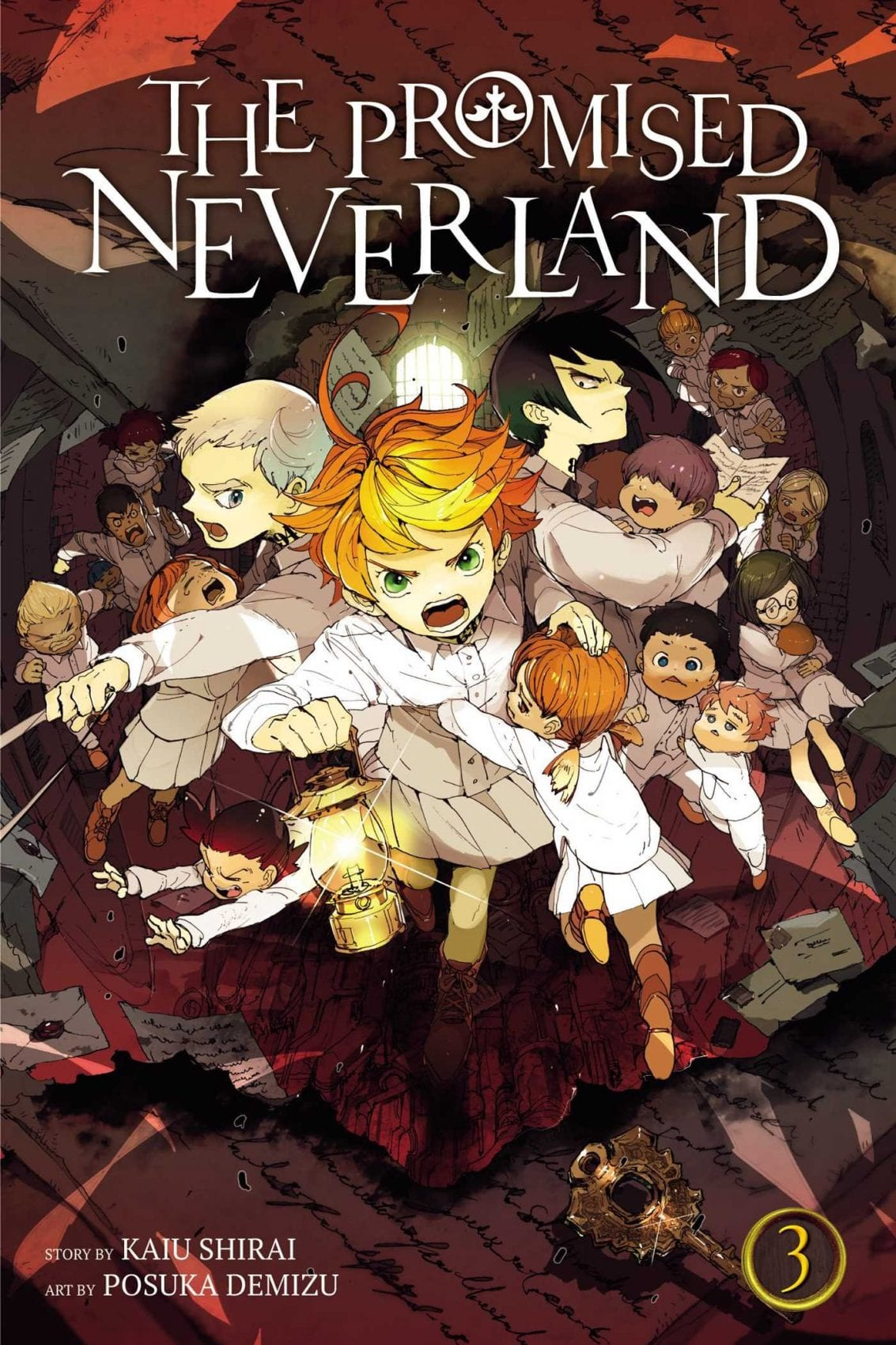 REVIEW – The Promised Neverland (tome 3)