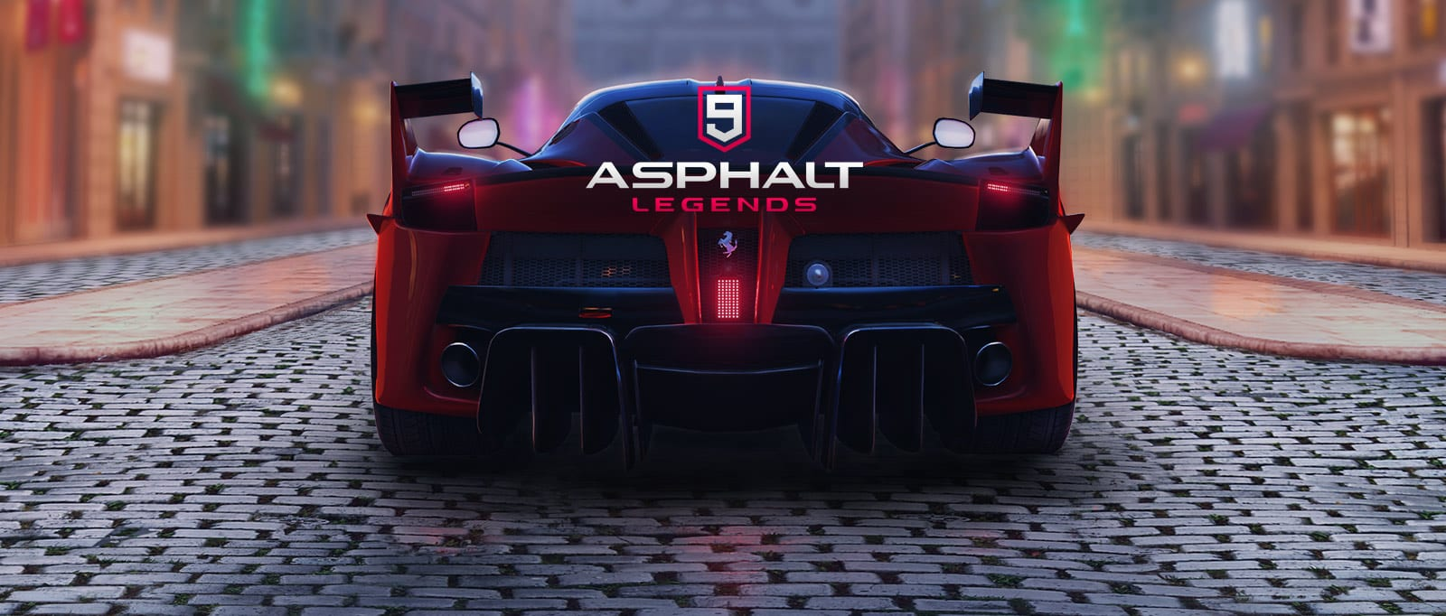 TEST – Asphalt 9: Legends
