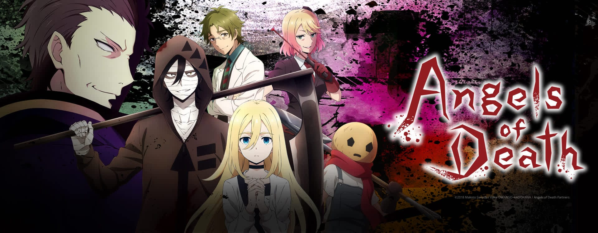 REVIEW – Angels of Death