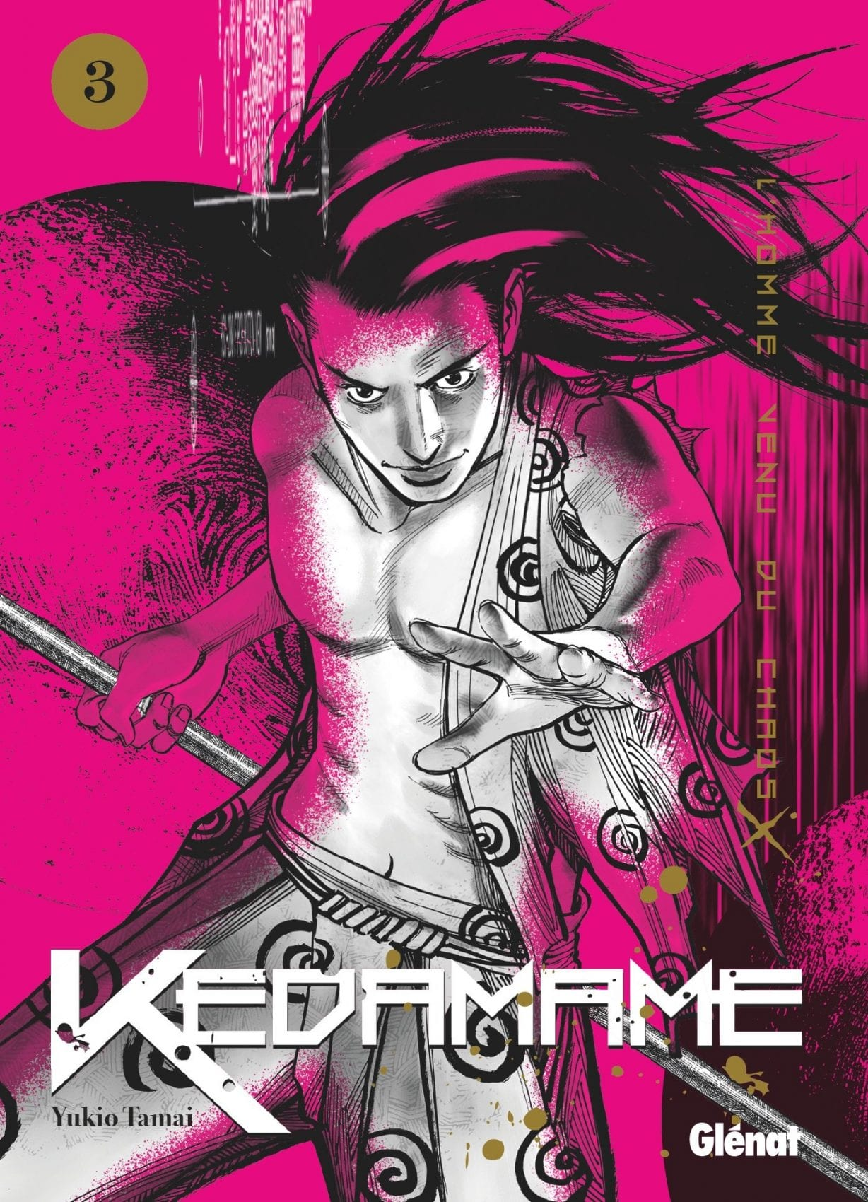 REVIEW – Kedamame (tome 3)