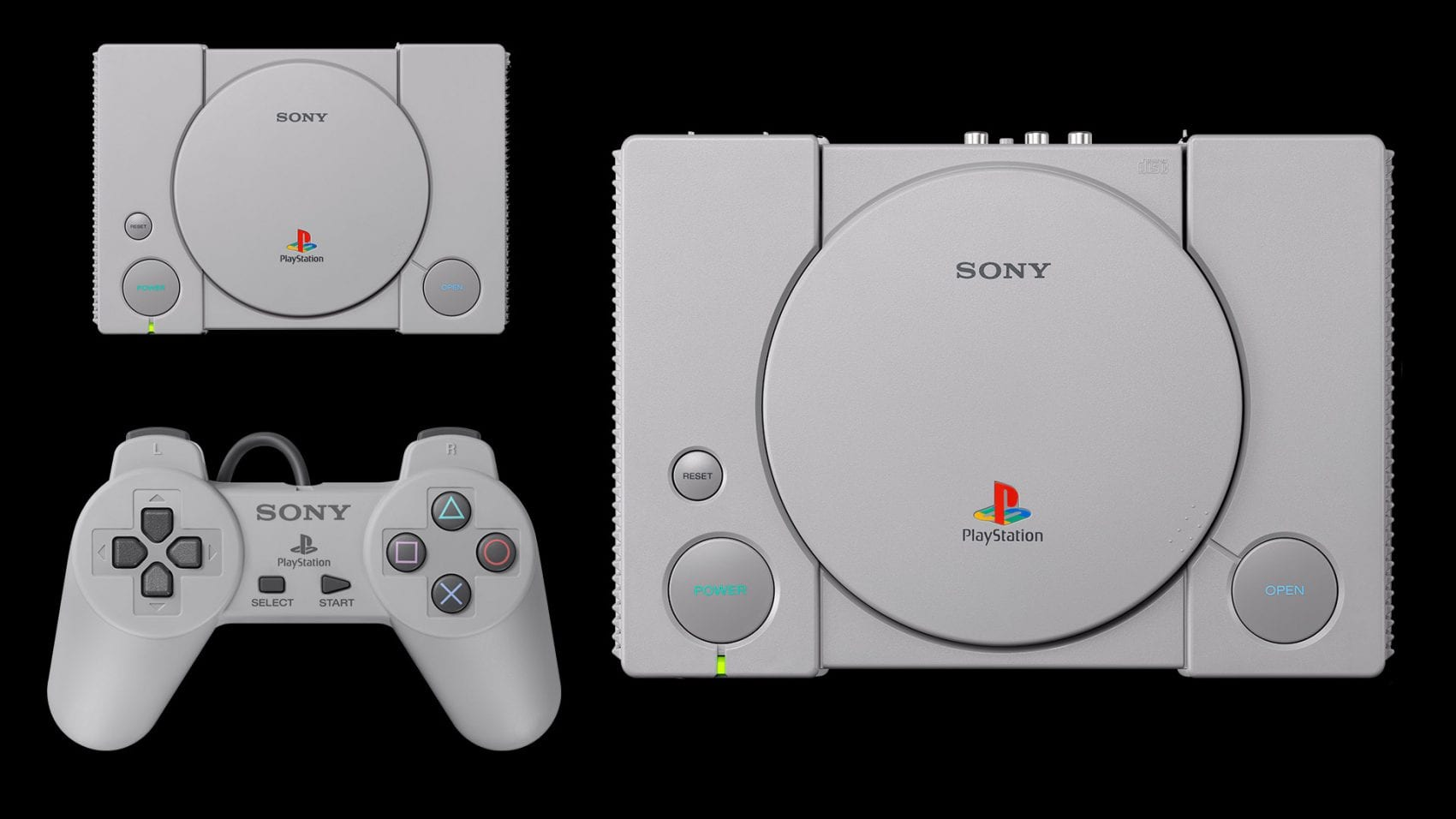 NEWS – Playstation Classic