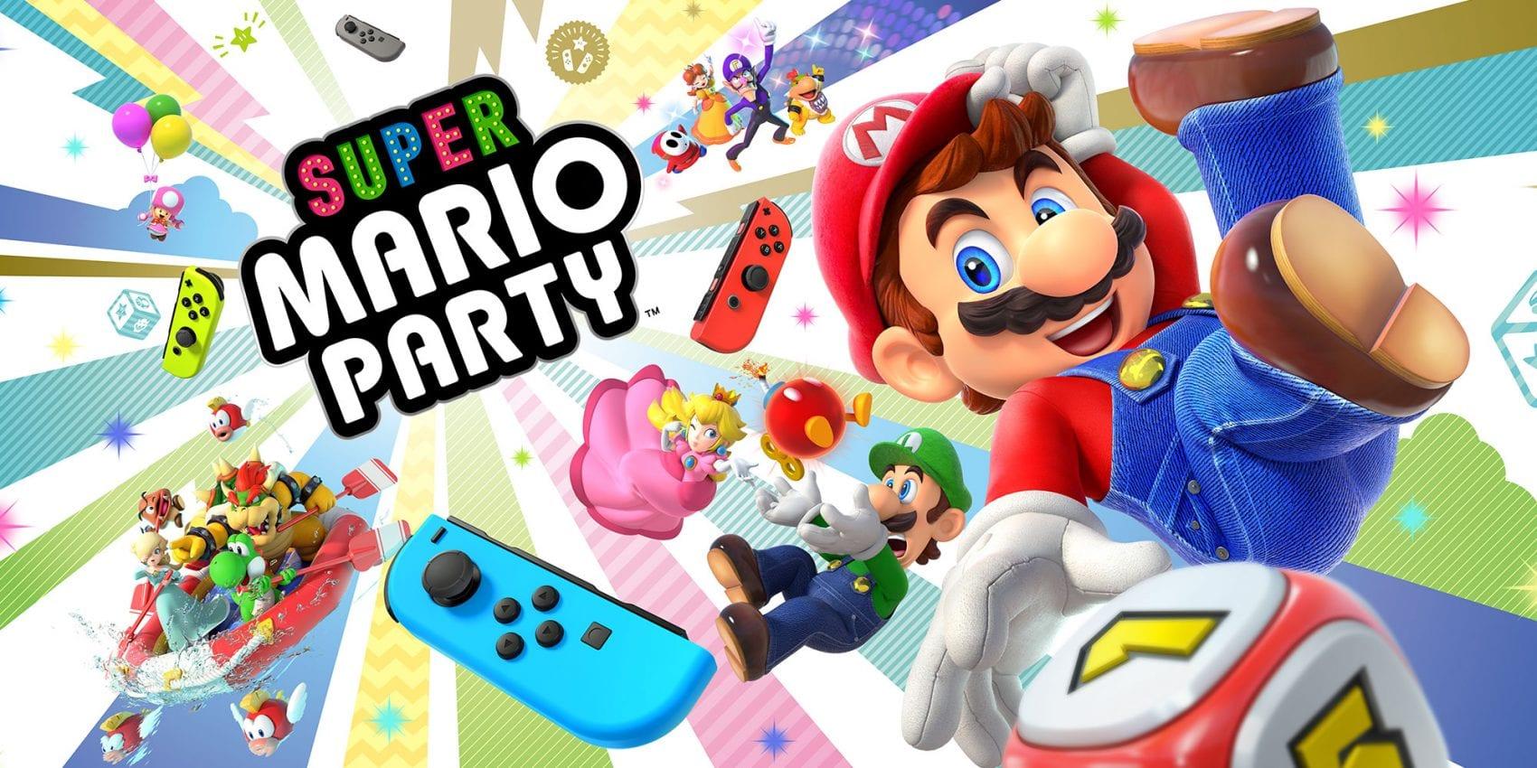 TEST – Super Mario Party