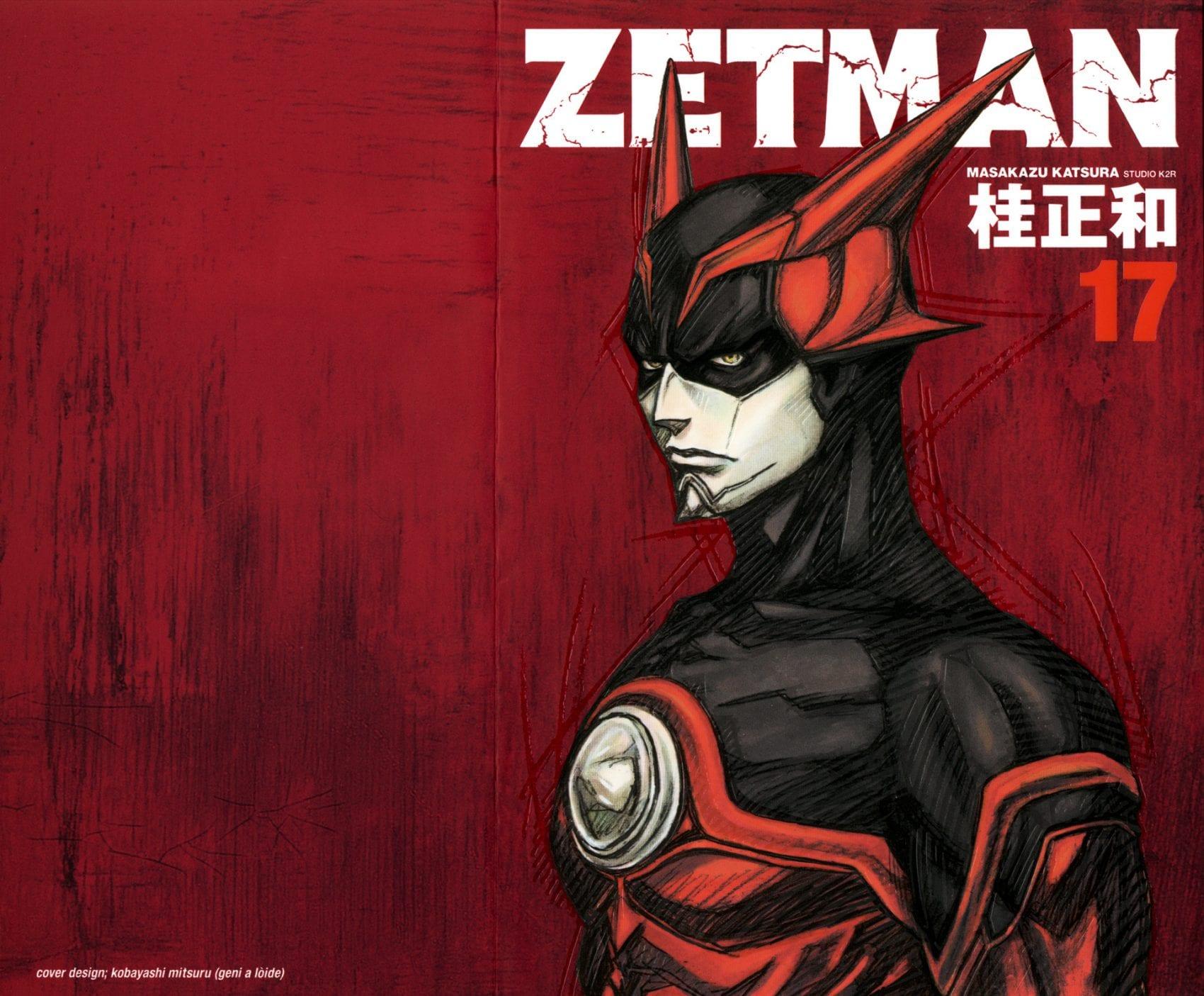 REVIEW – Zetman