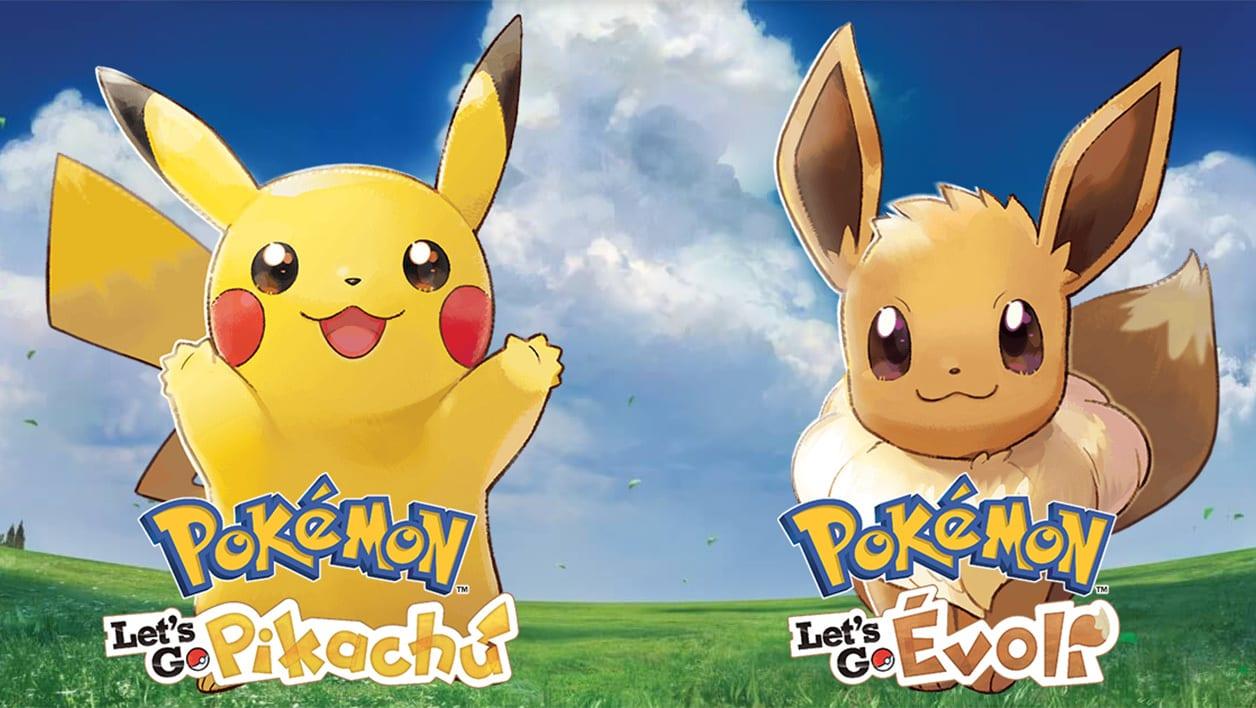 TEST – Pokémon Let's Go