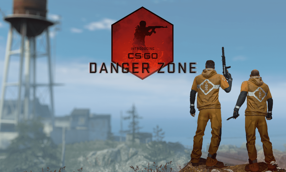 TEST – Counter-Strike: Global Offensive DANGER ZONE