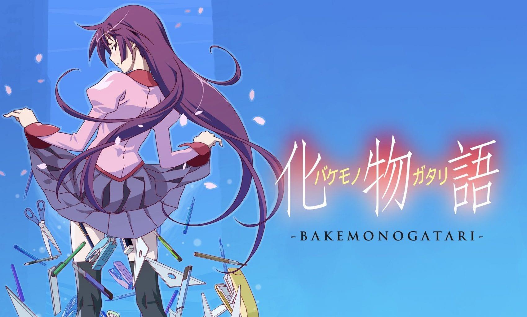 REVIEW – Bakemonogatari