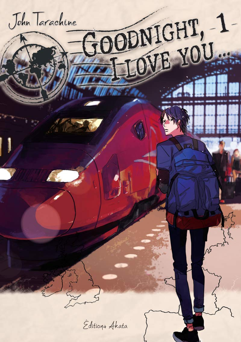 REVIEW – Goodnight, I Love You… (tome 1)