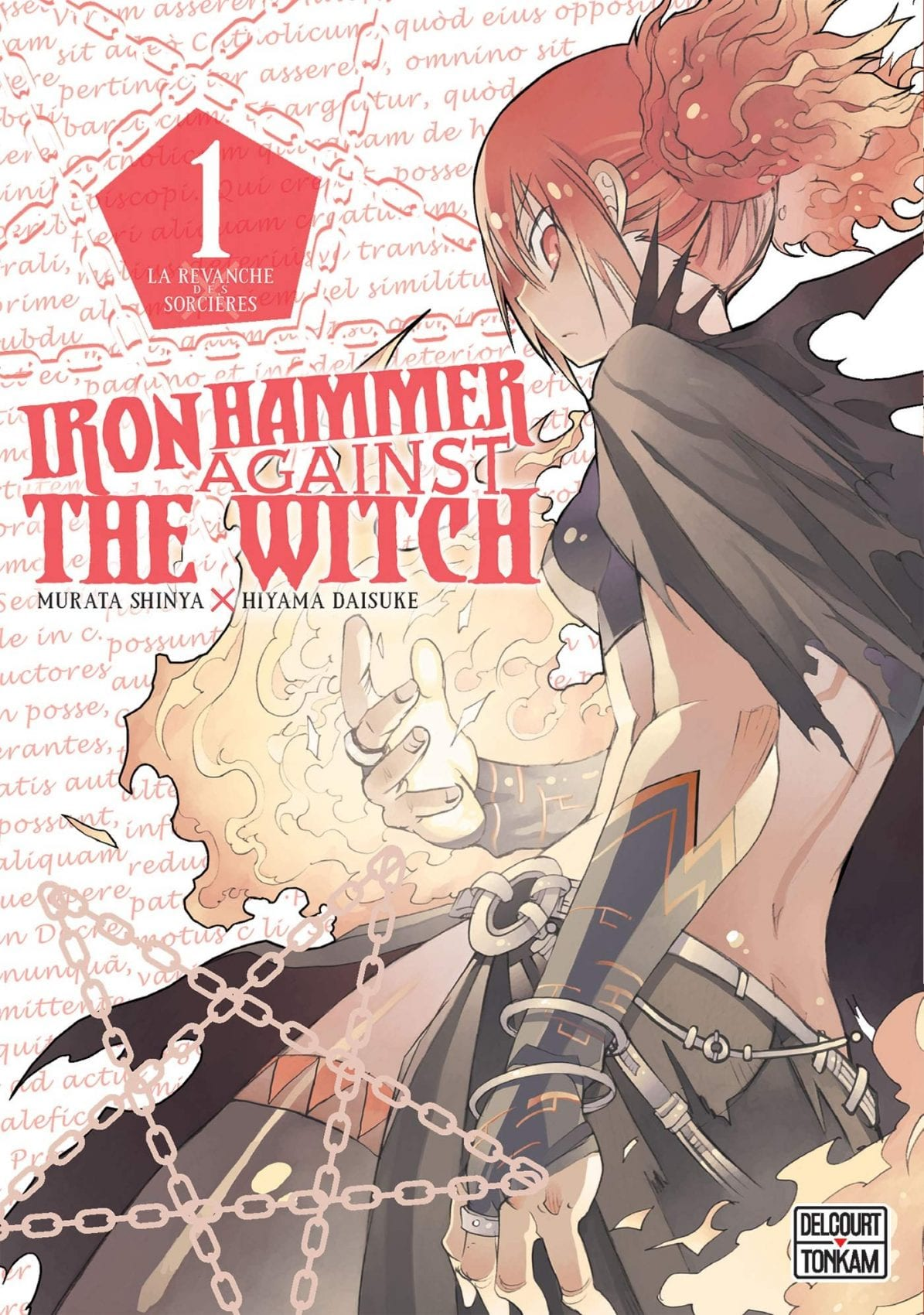 REVIEW – Iron Hammer Against The Witch (tome 1)