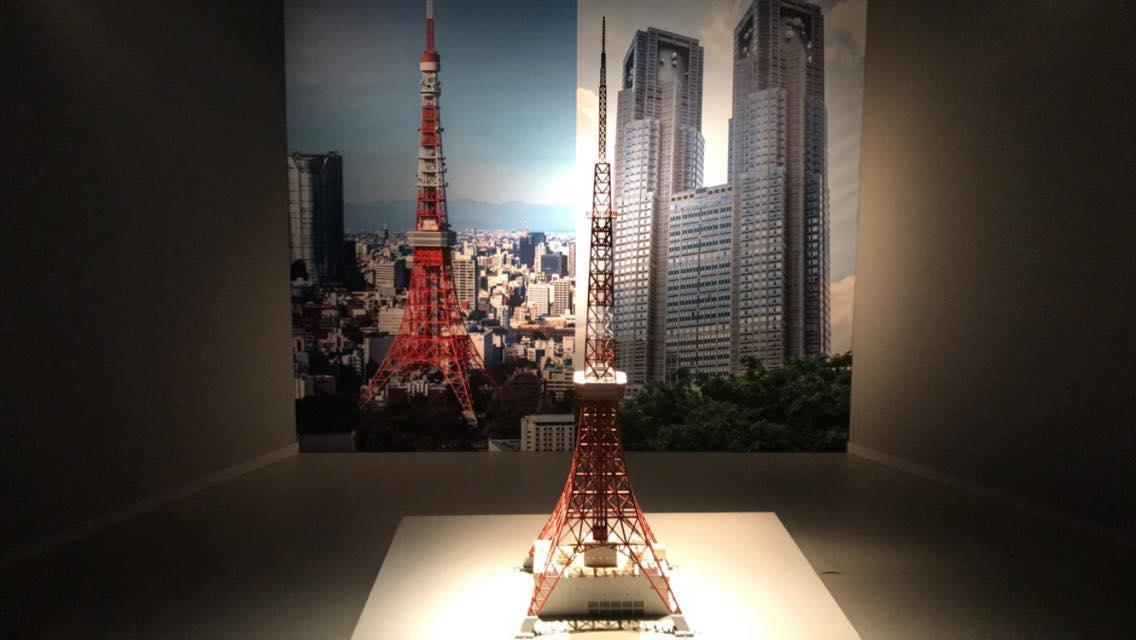 L'exposition Manga ↔ Tokyo - Tower