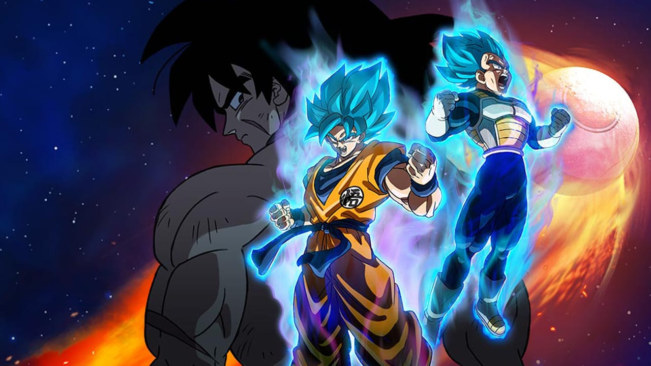 REVIEW – Dragon Ball Super : Broly
