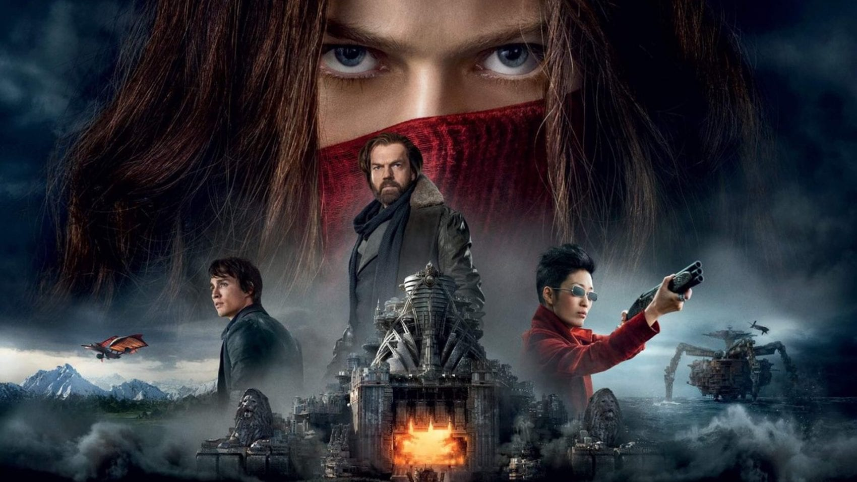 REVIEW – Mortal Engines