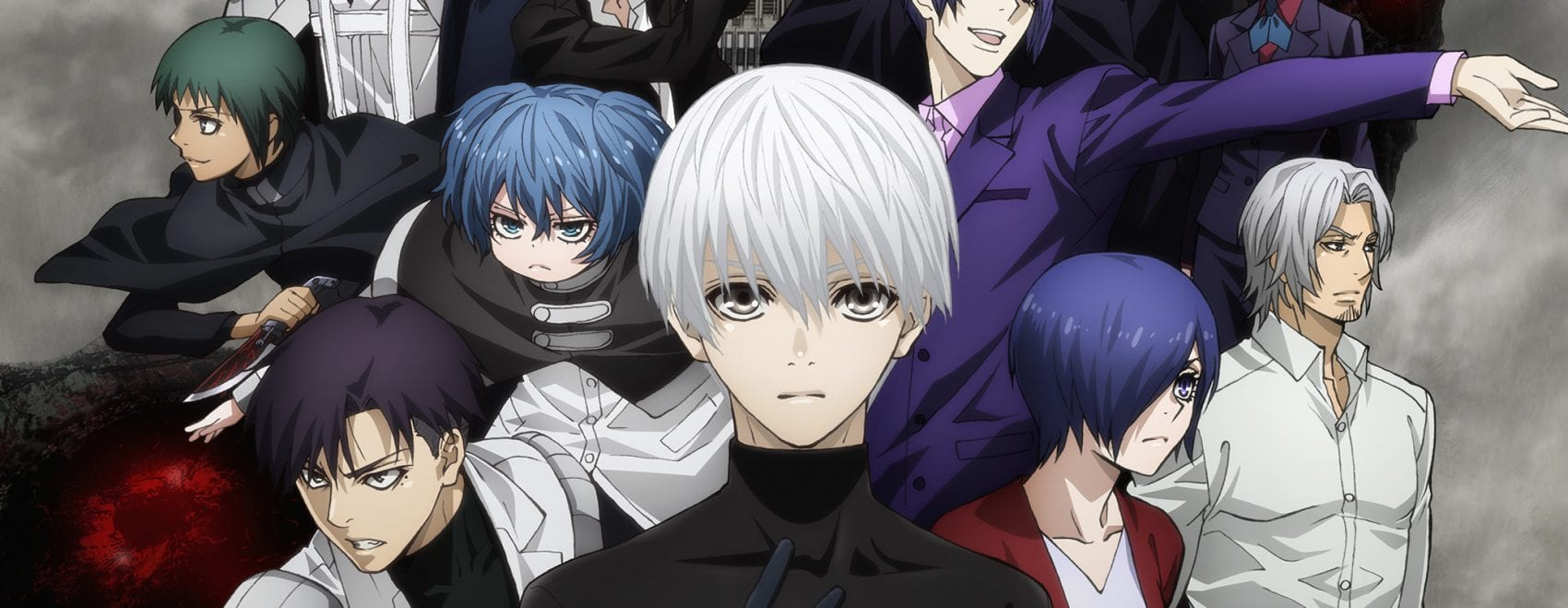 REVIEW – Tokyo Ghoul:re S2