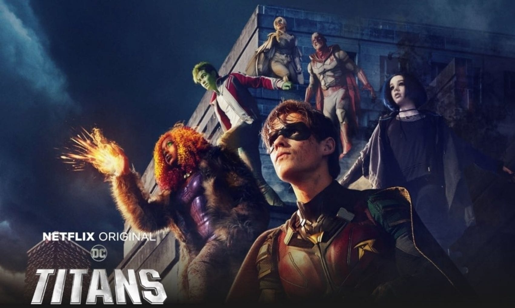 REVIEW – Titans
