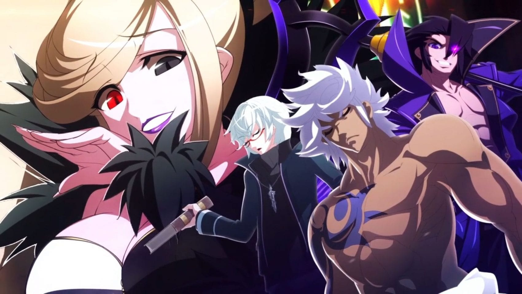 TEST – Under Night In-Birth Exe Late[st]