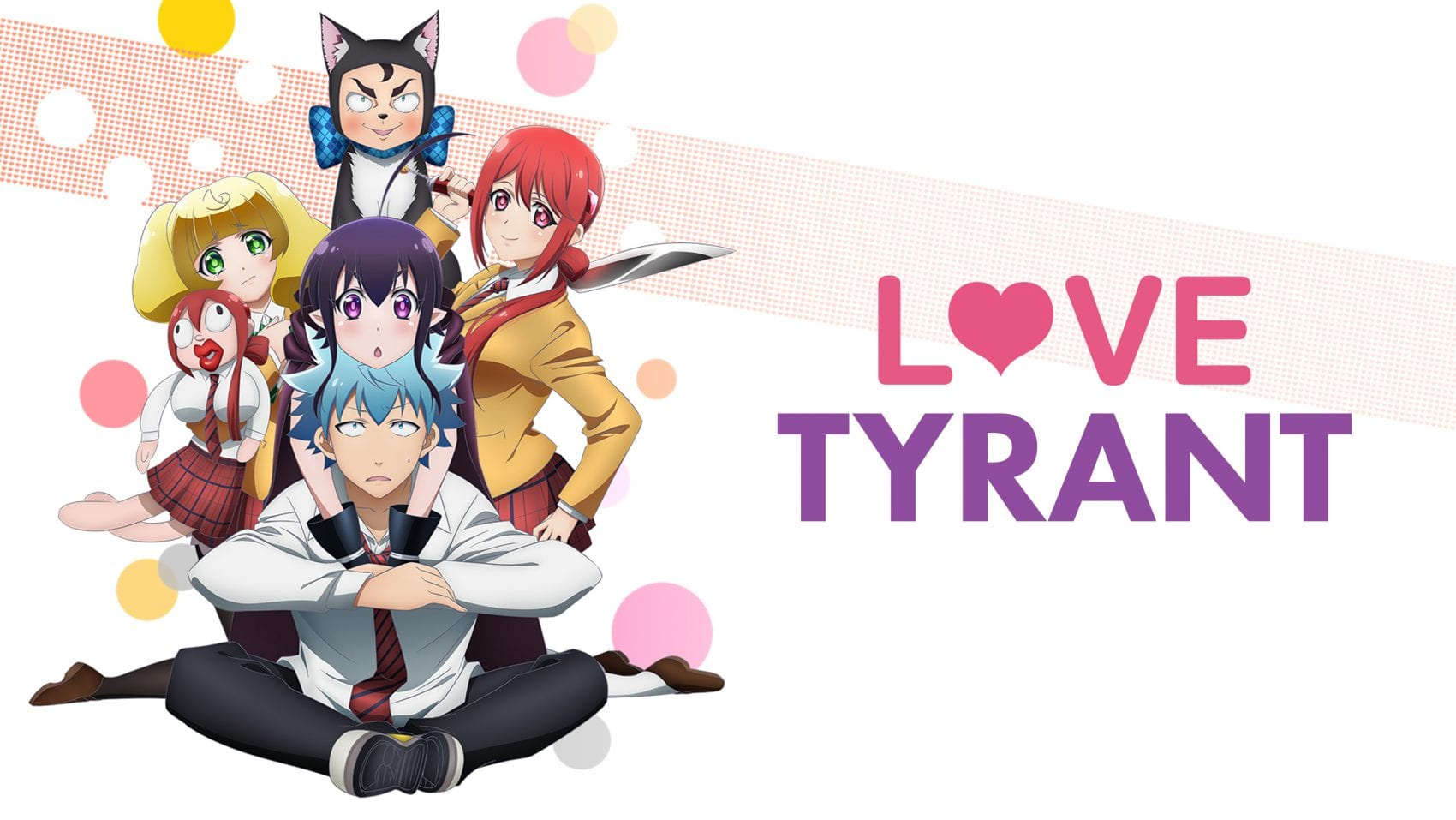 REVIEW – Love Tyrant